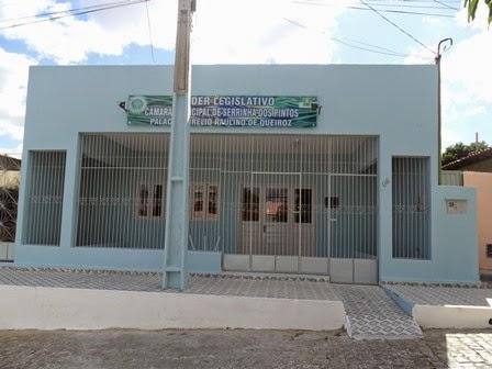 Câmara Municipal de Serrinha dos Pintos – RN